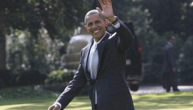 Истребители перехватили самолет, летевший над резиденцией Обамы