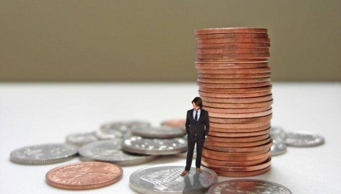 Latvija saņēmusi kārtējo SVF maksājumu - 105,8 miljonus eiro