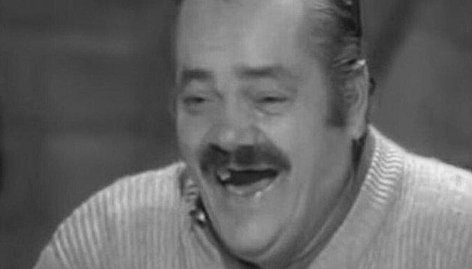 """Умер """"Эль Риситас"""" — герой мемов про смеющегося во время интервью испанца"""