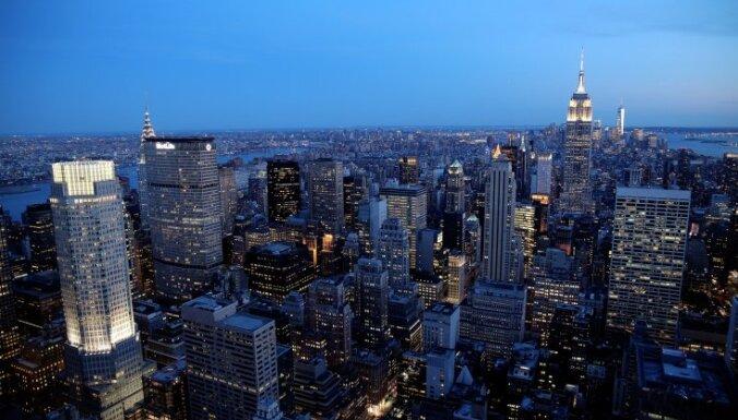 Власти Нью-Йорка ввели режим чрезвычайной ситуации из-за коронавируса