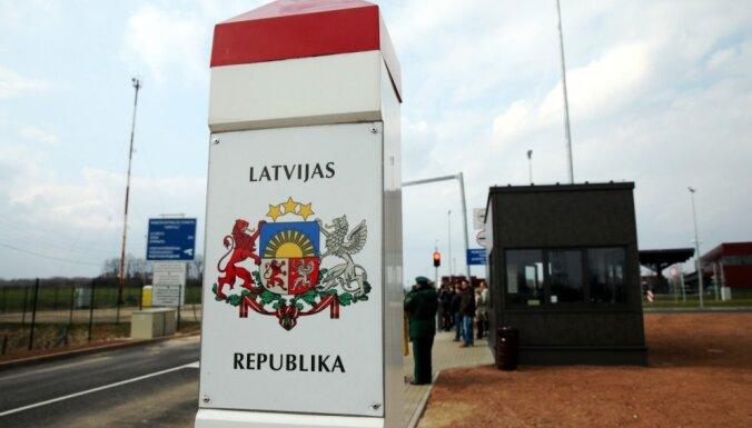 Vientuļos aiztur no Krievijas ieceļojošu nepilsoni