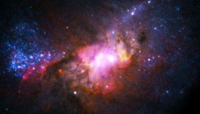 Ученые поймали странные радиосигналы из далекой галактики