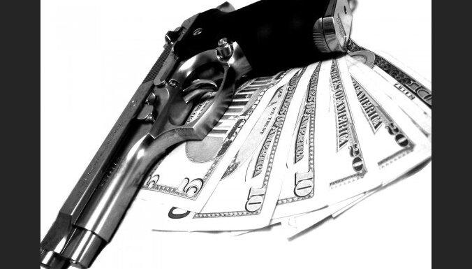 Вооруженные налетчики ограбили казино в Базеле