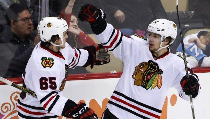 Овечкин вышел на 2-е место по очкам в НХЛ среди россиян, Панарин повторил свой рекорд