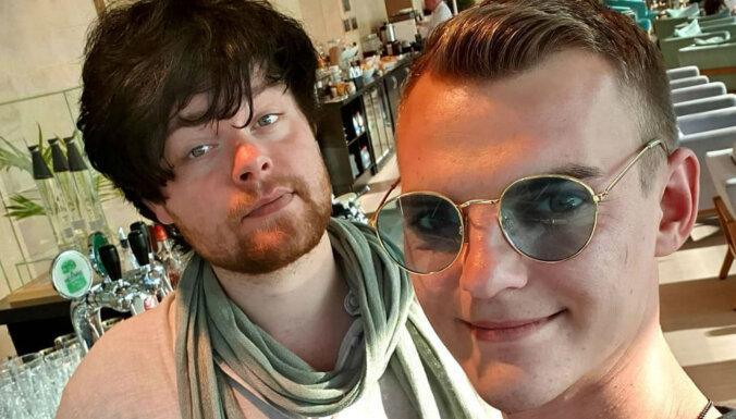 'Lauku sētas' Ingars ar līgavaini Oliveru izveido kopīgu foto blogu