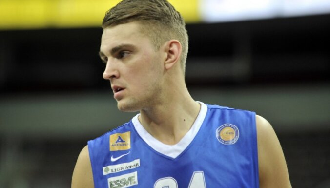 Freimanis iemet 13 punktus 'Gaziantep' kārtējā zaudējumā FIBA Čempionu līgā