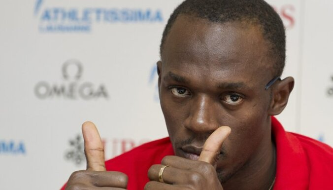 Bolts: uzvara Rio Olimpiādē būs varoņdarbs