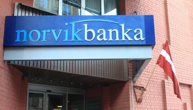 Убытки Norvik banka за девять месяцев - 7,694 млн. латов