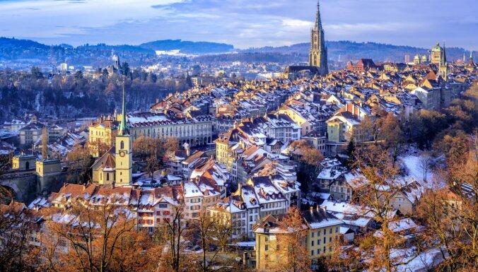 Relatīvi maza, bet dārgumiem pilna: septiņas skaistākās pilsētas Šveicē