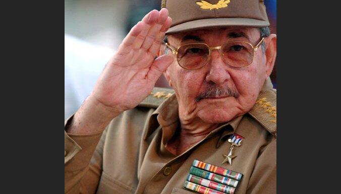 В Москву приехал кубинский лидер Рауль Кастро