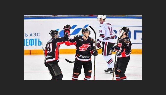 Avangard Omsk - Dinamo Riga