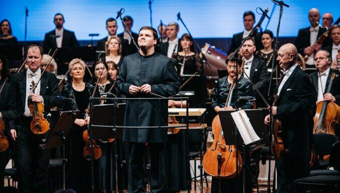 LNSO tradicionālo Vecgada koncertu piedāvās tiešsaistē