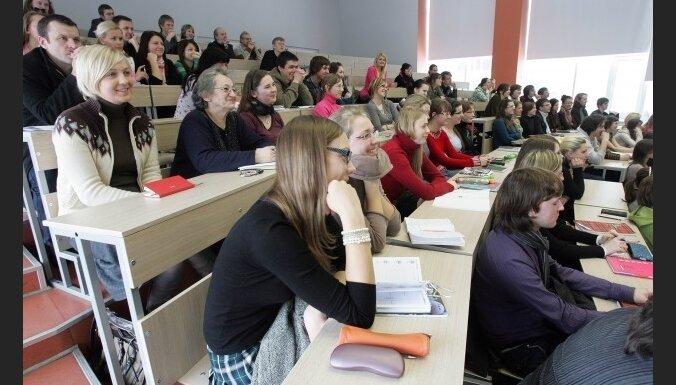 Augstākās izglītības reformā krasi atšķirīgas idejas, tostarp, būtiska augstskolu skaita mazināšana