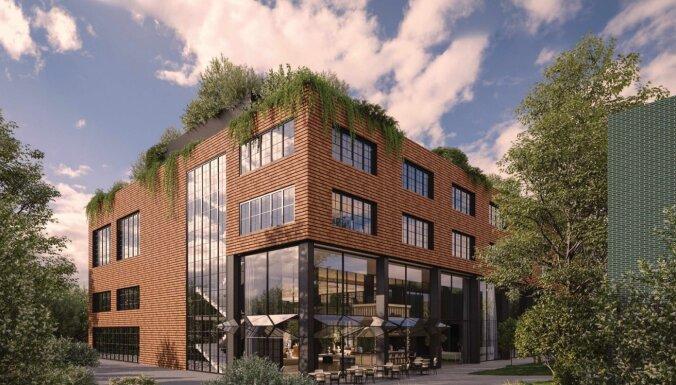 ФОТО: Разработан эскиз реконструкции производственного здания Dzintars