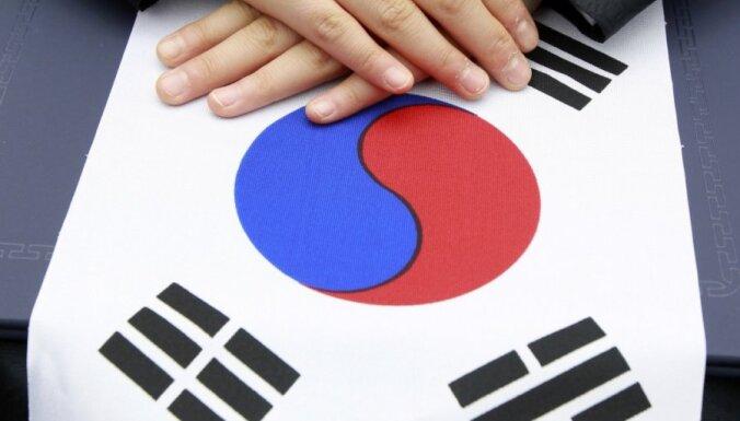 Dienvidkoreja vienojas ar ASV paplašināt raķešu sistēmas rādiusu, kas pārklās Ziemeļkorejas teritoriju