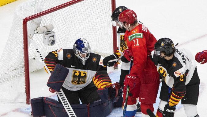 Переехали немцев: как Россия вышла в плей-офф юниорского чемпионата мира