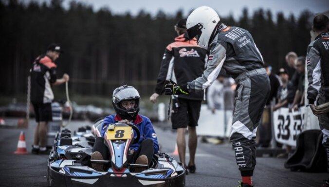 Maijā '333' trasē notiks Baltijā pirmās 24 stundu izturības sacensības kartingā