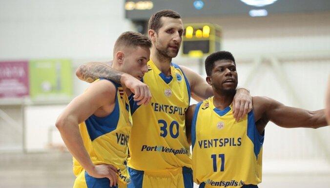 Basketbola klubs 'Ventspils' plāno pamest Eirokausus