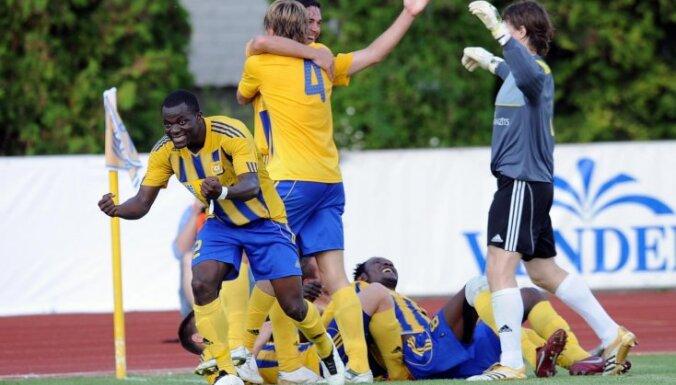 Podpalijs: 'Ventspils' futbolisti cīnījās drosmīgi un vīrišķīgi
