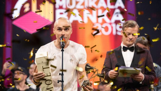 Noskaidrota 2019. gada vērtīgākā latviešu dziesma