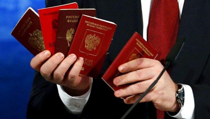 СМИ: Кремль готовится к раздаче российских паспортов жителям ДНР и ЛНР