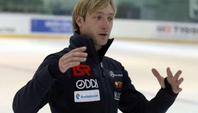 Плющенко предложил посадить Авербуха на муравейник