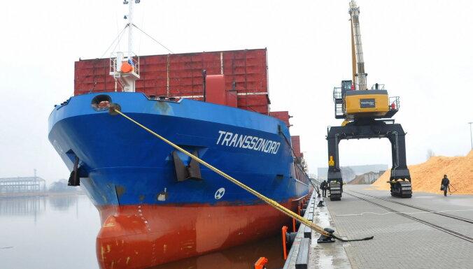 Начаты переговоры с США об отмене санкций в отношении Вентспилсского порта