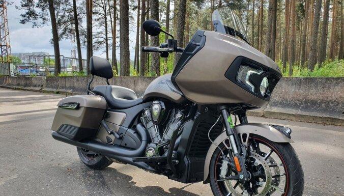 'Latvijas Gada motocikls 2021' – 'Ducati Streetfighter V4 S'; seko 'Triumph' un BMW