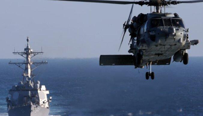 США направят в Персидский залив дополнительные силы