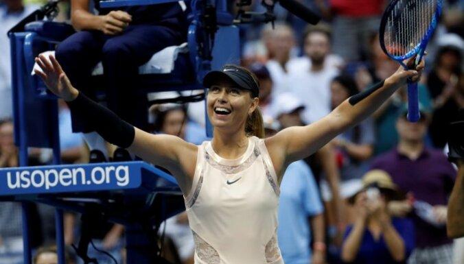 Возвращение легенды продолжается: Шарапова одержала вторую победу на US Open
