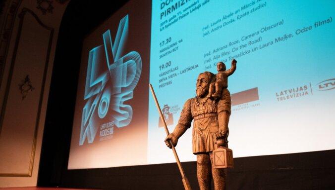 Foto: Aizvadīta LTV projekta 'Latvijas kods 2019' filmu kino pirmizrāde