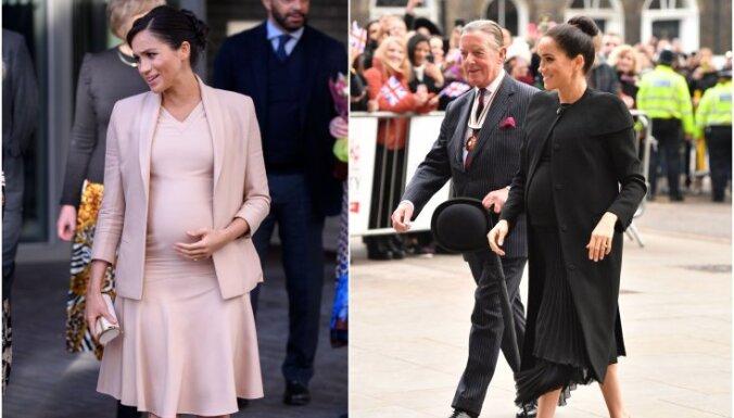 ФОТО: Британцев шокирует легкомыслие Меган Маркл