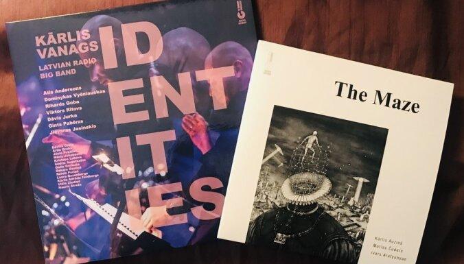 Izdotas divas jaunas Latvijas džeza skaņuplates
