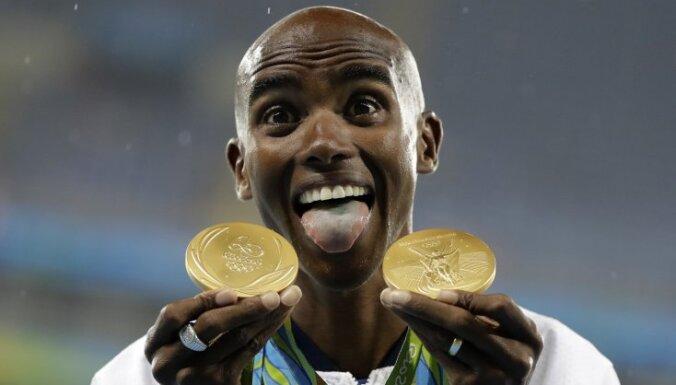 Феликс — шестикратная чемпионка Игр, британец Фара — четырехкратный и первое золото Семеня