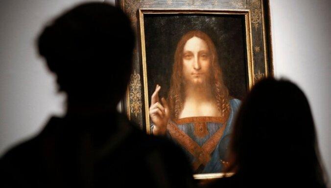 Сорвалась презентация самой дорогой картины в мире