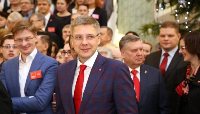 Izvirzot kandidātus EP vēlēšanām, 'Saskaņa' pieļāva kļūdas, atzīst Ušakovs