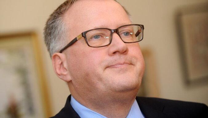 'Vienotības' vadītāja vietnieki būs Kozlovskis, Latkovskis un Ķirsis