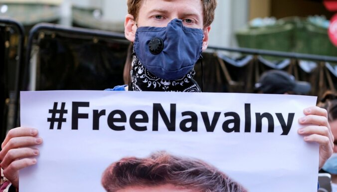 США вводят санкции против семи российских чиновников и 14 компаний из-за отравления Навального