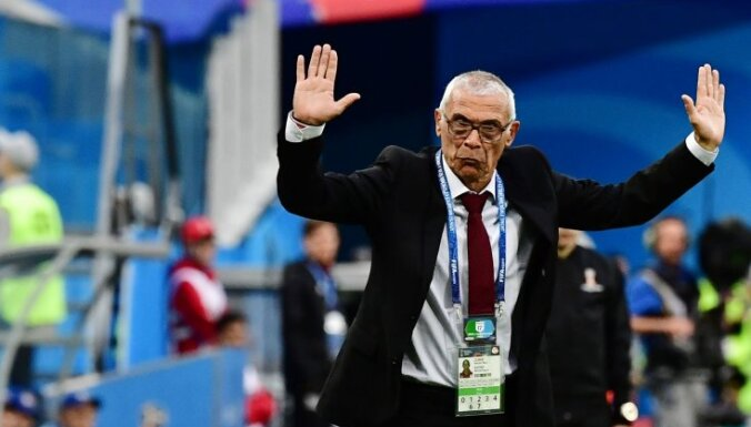 Тренер сборной Египта уйдет в отставку после поражения от россиян