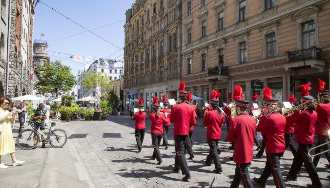 Администрация Риги: ответственность за мероприятия на ул. Тербатас делят несколько учреждений