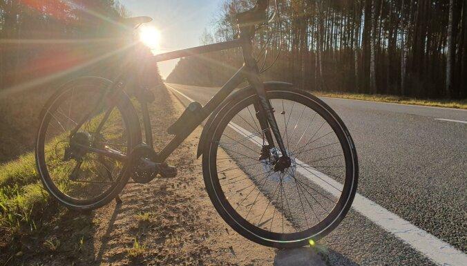 Piektdien reģistrētas 11 velosipēdu zādzības