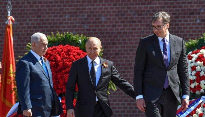 Нетаньяху: я уважаю Путина, в украинский конфликт вмешиваться не будем