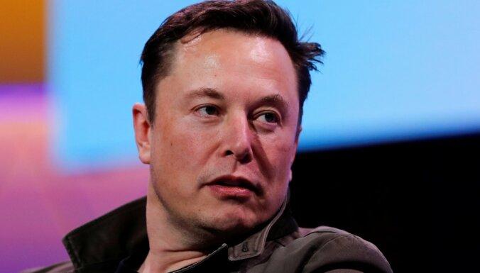 Состояние Илона Маска за неделю выросло на два миллиарда долларов