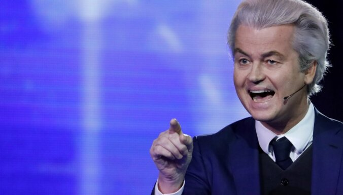 Vildersa faktors – kas ir blondais radikālis Nīderlandes politikā