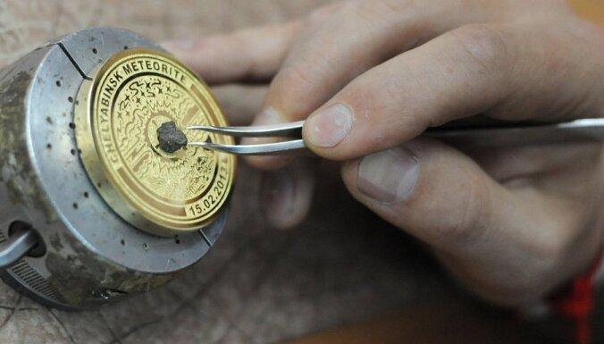 МОК запретил вручать медали с осколками метеорита