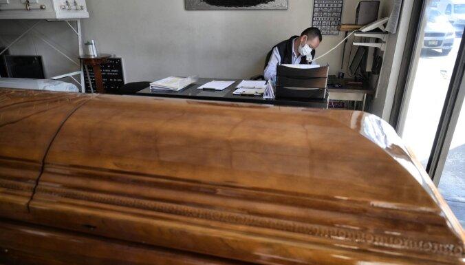 В Китае раскрыли аферу с подменой трупов. Всему виной запрет на похороны