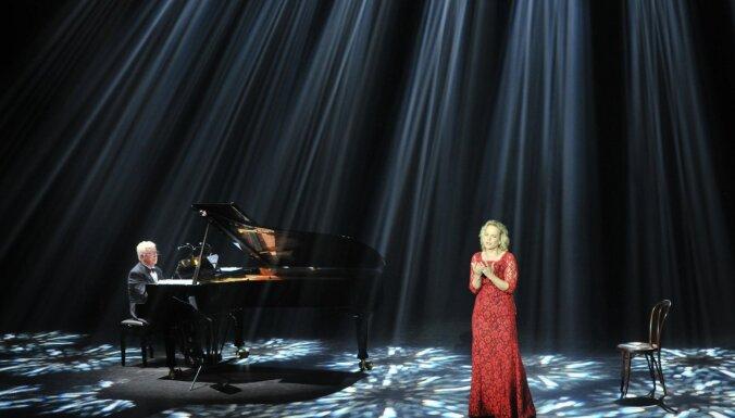 В январе состоится цикл юбилейных концертов Раймонда Паулса