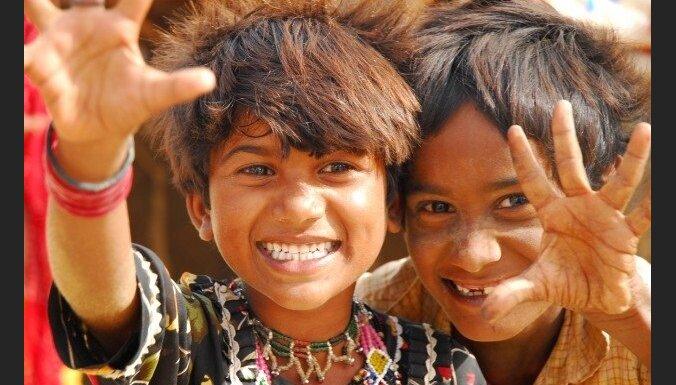 Население Индии за 10 лет увеличилось на 181 млн.