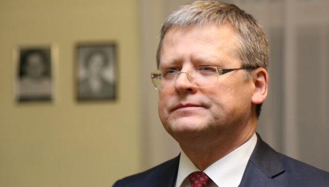 Saeimas sarakstos vēl figurē Belēvičs un Liepiņš, konstatē deputāti