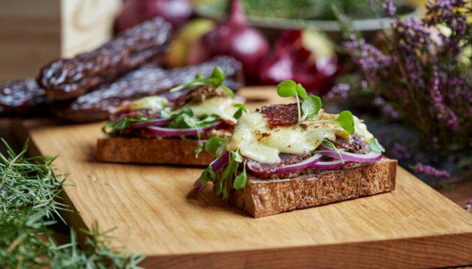 Karstā siermaizīte 'Brieža labums'